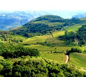 Vale do Rio das Antas - Serra Gaúcha - Site Guiabento